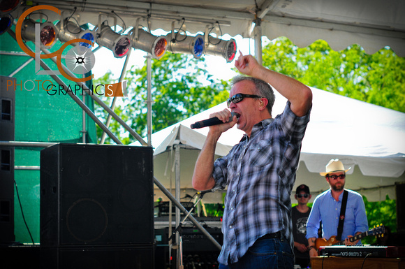 Houston International Festival 2012 Feat JJ Grey and MOFRO