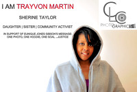 I AM TRAYVON MARTIN Photo Awareness Campaign 2012